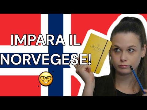 ❤ #1 - Alfabeto norvegese ❤