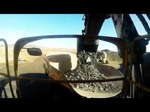 Work life on a Pilbara Iron Ore Mine