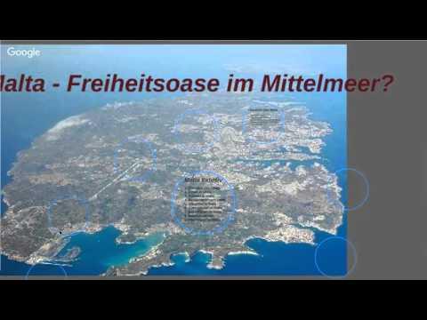 Webinar: Malta - Freiheitsoase im Mittelmeer?