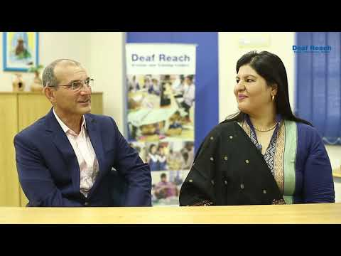 Episode 1   Meet The Team @ Deaf Reach Schools Pakistan