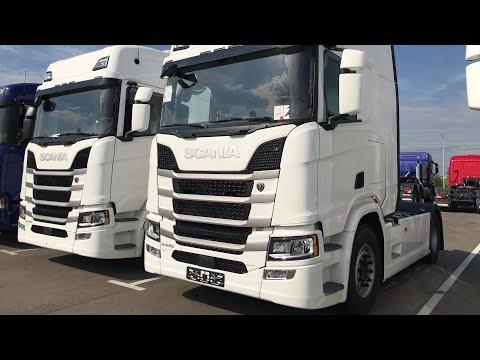 Выбираем новую Scania R440 )