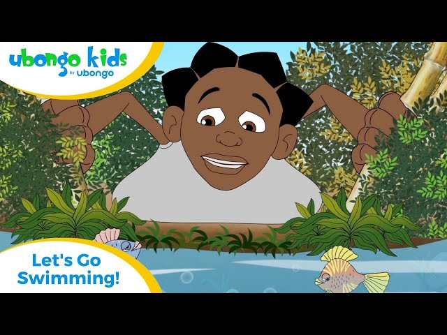 EPISODE 33: Let's Go Swimming! | Ubongo Kids | African Educational Cartoons