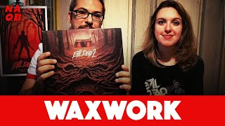 EVIL DEAD 2 SOUNDTRACK VINYL UNBOXING (Waxwork Record)😱😱😱