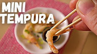 S2 EP72: MINIATURE REAL SHRIMP TEMPURA | COOKING TOY| EPIC FAIL cooking toys real food can eat