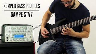 Kemper Bass Profiles: Gampe STV7 - Playthrough (Ampeg SVT7-PRO)