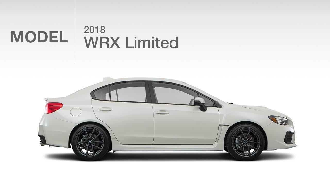 2018 Subaru Wrx Limited Model Review