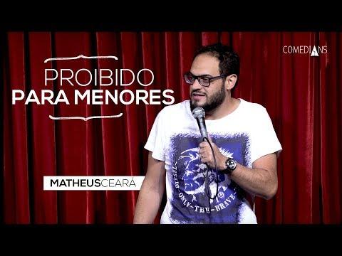 Matheus Ceará - Proibido para menores (Comedians Comedy Club)