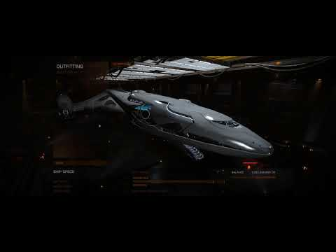 Elite Dangerous 3.0 E10 -  Class 8 Dirty Drive Thruster Engineering