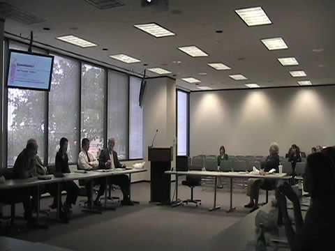 Livable Houston Initiative - Environmental Effects Panel