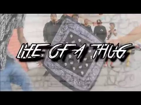 Life of a Thug - BD (Official Video Shot By. CurtisGlo)