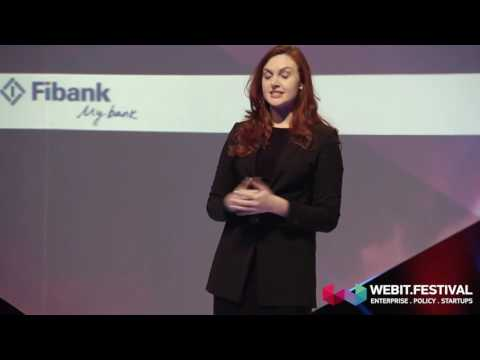 Jessica Federer - Chief Digital Officer, Bayer | Webit.Festival 2016