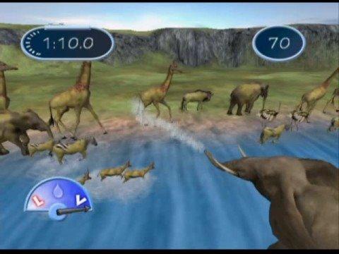 Wild Earth African Safari Arcade Spiel