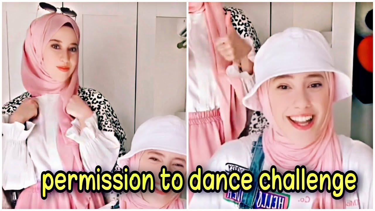 permission to dance challenge 😍 #shorts #permissiontodance