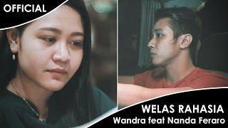 Video Wandra feat Nanda Feraro - Welas Rahasia (Official Music Video) download MP3, 3GP, MP4, WEBM, AVI, FLV September 2017