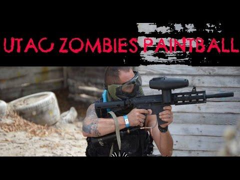 utac paintball zombie survivor game #7