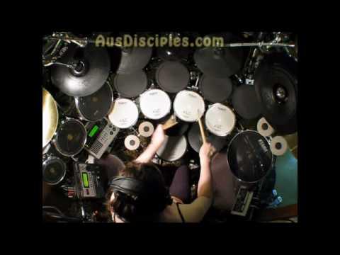 Roland V Drums With Superior Drummer 2 BIG Custom Kit