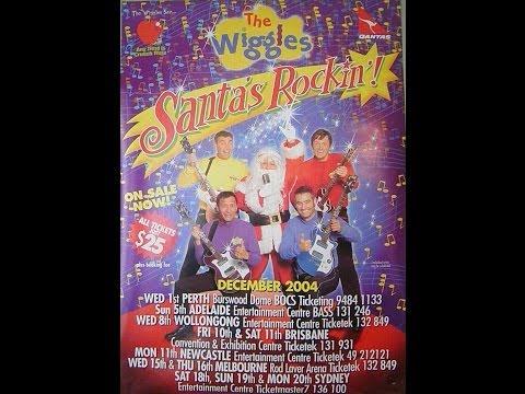 The Wiggles - Santa's Rockin'! Live In Concert (2006)