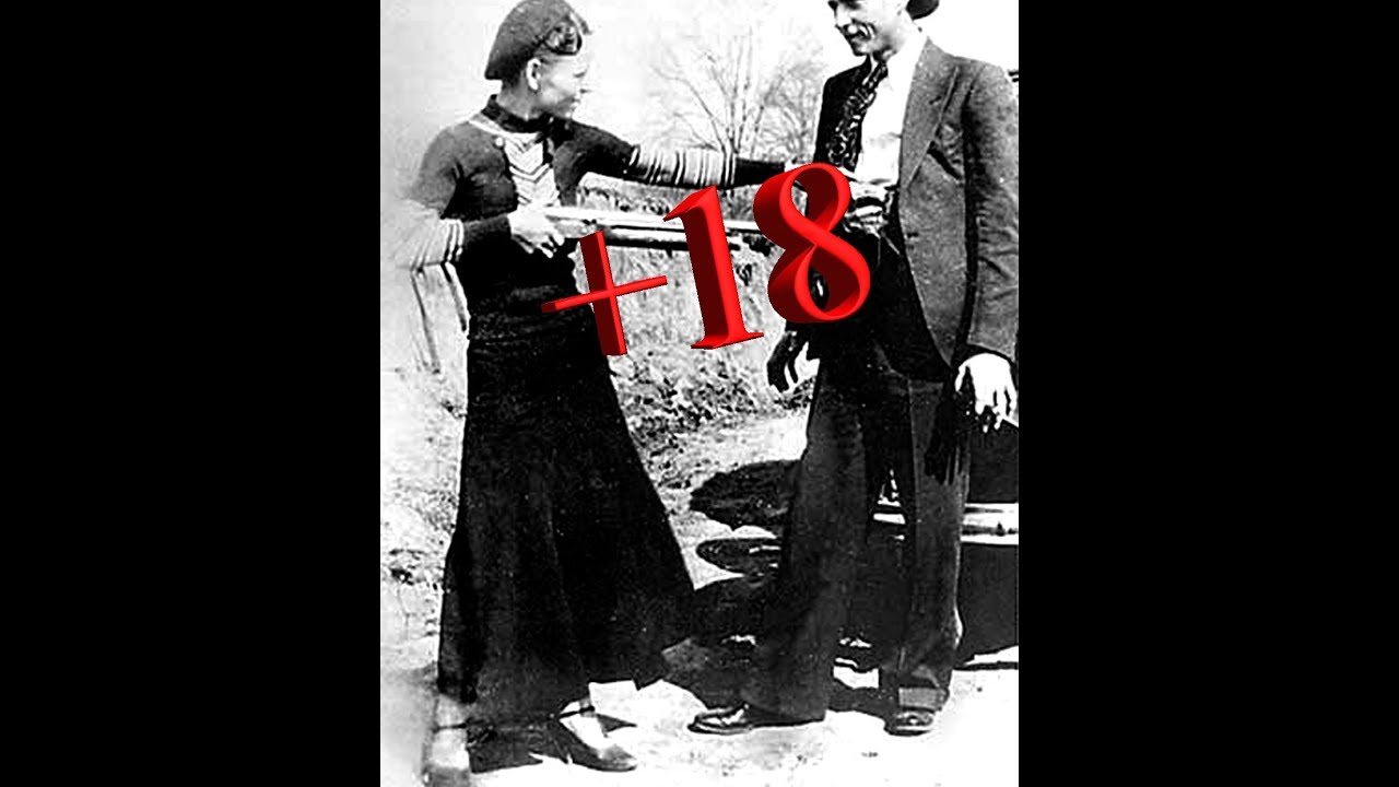 Sabias que??? Quem foram e o que aconteceu a Bonnie e Clyde? (+18)