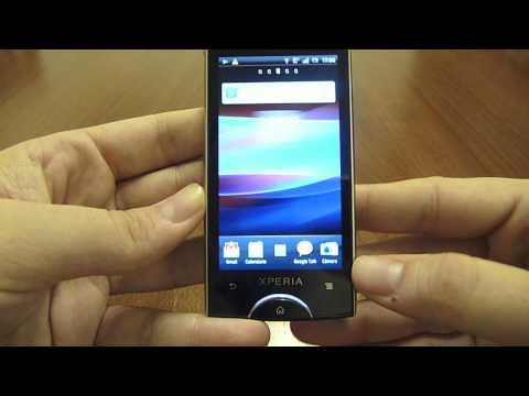 Revisión Sony Ericsson Xperia ray