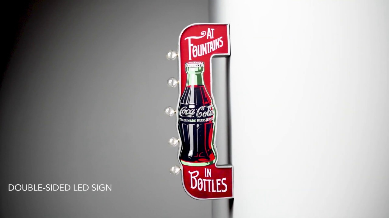 BRAND NEW Coca-Cola Battery-operated Pendant Light