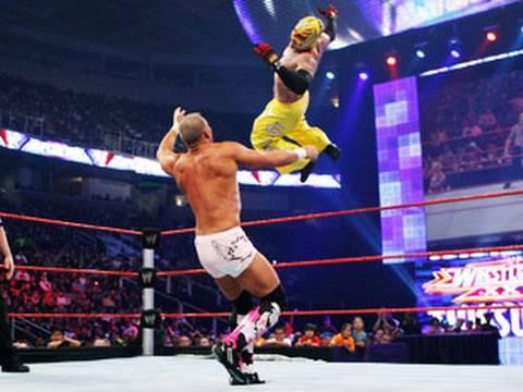 Wwe superstars rey mysterio vs tyson kidd youtube - Wwe 619 images ...
