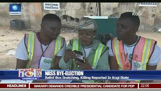NASS Bye-Elections: INEC Conducts Polls In Four States