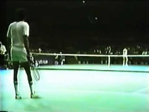 Ashe vs McEnroe Final - Master Cup 1978 - 10/13