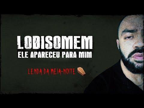 MINHA LENDA DE LOBISOMEM - Lenda Urbana