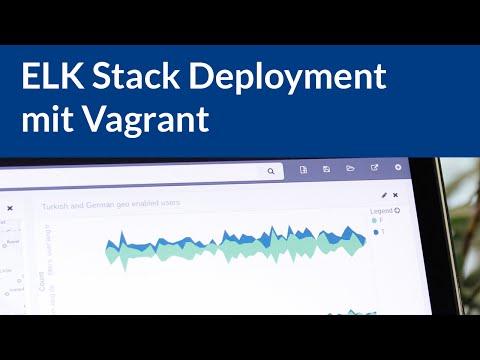 ELK Stack Deployment mit Vagrant - inovex Brownbags