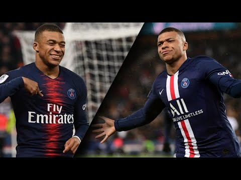 Download Mbappé 2018/19 vs Mbappé 2019/20 ▶️ Skills and Goals ft. Vids Football