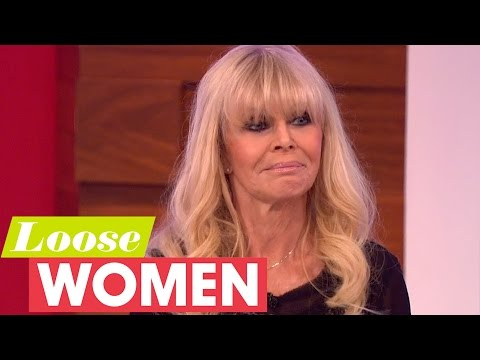 Britt Ekland Opens Up About Her Body Dysmorphia And Being A Bond Girl | Loose Women