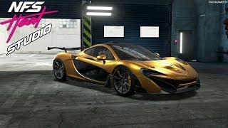 NFS Heat Studio - McLaren P1 Customization