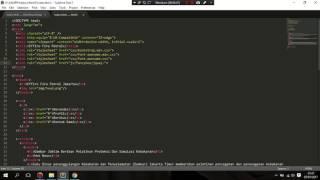 Faizal Anwar 2103167044 HTML 5 with Bootstrap
