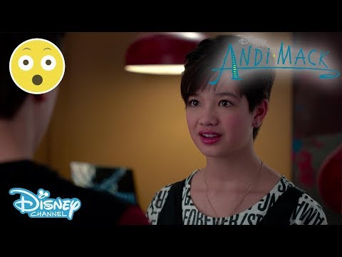 Andi Mack | Season 2 - Episode 35 First 5 Minutes | Disney Channel UK