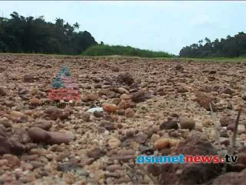 Water scarcity in chalakudy river