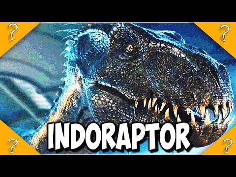 Indoraptor Introduction and mystery - YouTube