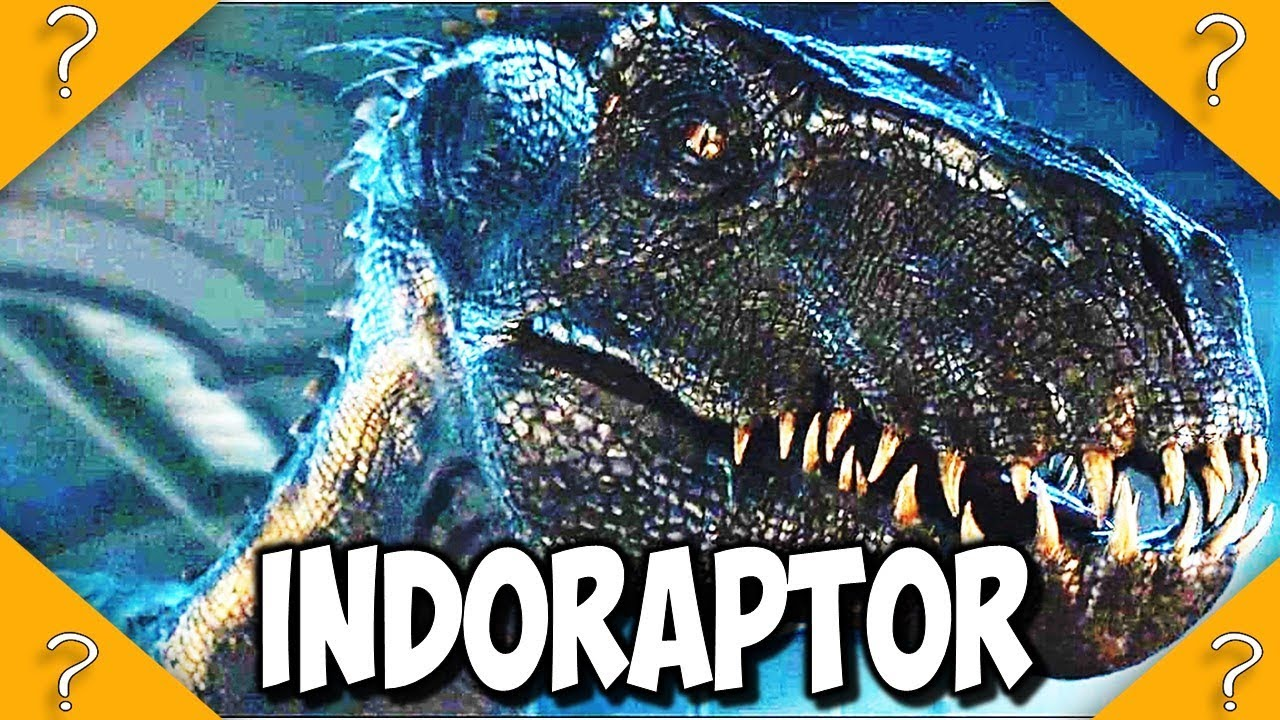 Indoraptor Introduction and mystery