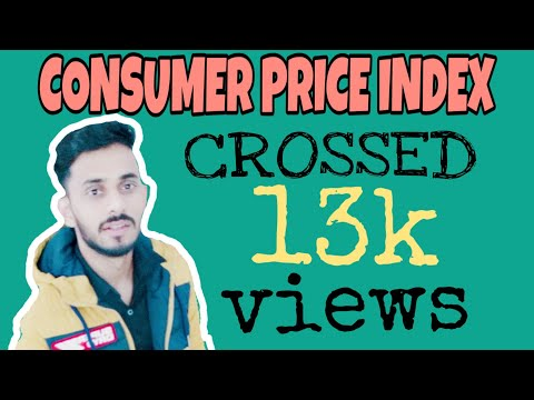 Consumer price index in hindi