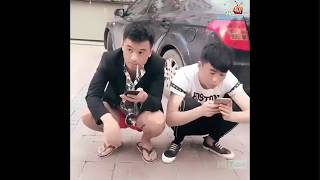 คลิปตลกขำๆฮาๆ จากจีน Funny 2017 ภาค ๑