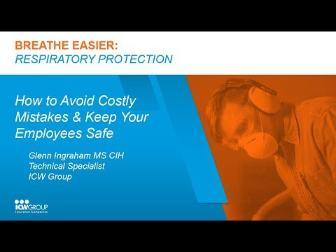 Breathe Easier: Respiratory Protection - ICW Group