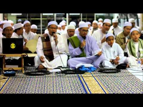 Majlis Maulid Darul Murtadza : qasidah Sholatun Bi Salamil Mubiin