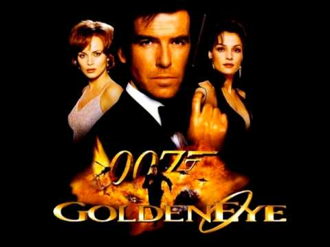 Goldeneye Soundtrack - Tiger Helicopter Explosion (Remastered 5.1 downmix)