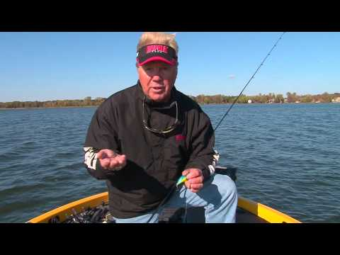 Midwest Outdoors TV Tip Of The Week With Mark Fisher From Rapala
