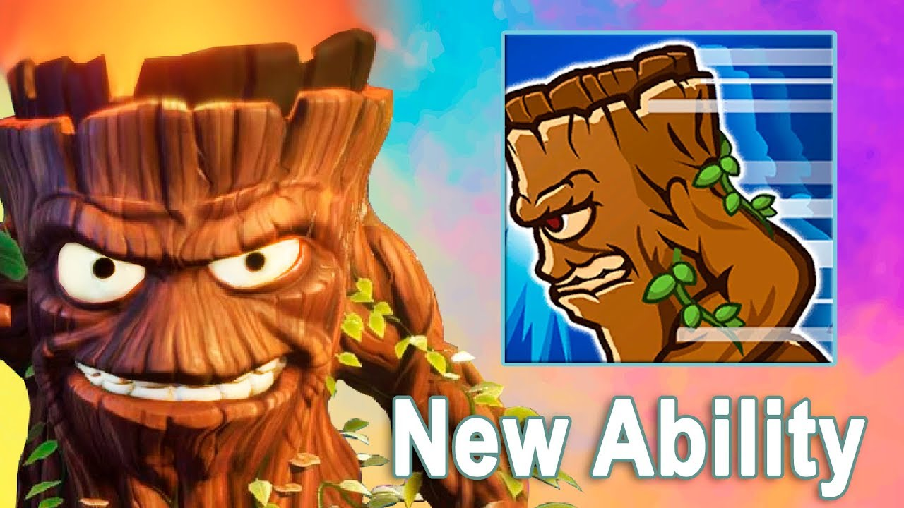 New ability sprint torchwood in plants vs zombies - Plants vs zombies garden warfare 2 torchwood ...