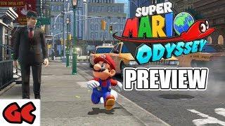 Super Mario Odyssey (E3 Demo)   Preview // Vorschau