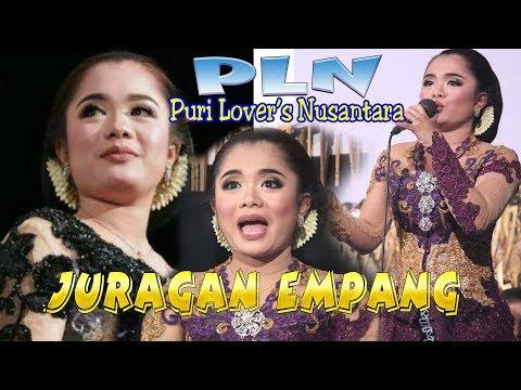 JURAGAN EMPANG ayo ngibing bareng PURI RATNA, DUO JO, PLN Puri Lover's Nusantara