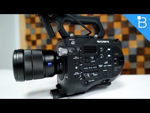 4K Camera Upgrade! (Sony FS7 Unboxing)