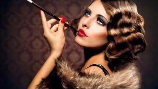 Ретро макияж. Видео урок: ретро макияж глаз обратно в 60-ые.(Ретро макияж. Видео урок: ретро макияж глаз Закажите косметику из этого ролика в нашем интернет магазине:..., 2015-01-05T11:50:38.000Z)