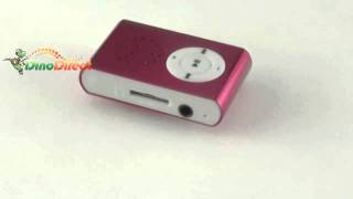 Fashion Music MP3 Player with Micro SD Card Reader HF174
