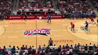 NBA 2K13: All-Star Game [HD]